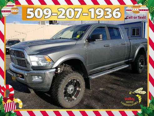 2012 Ram 2500 SLT Only $500 Down! *OAC - cars & trucks - by dealer -... for sale in Spokane, WA