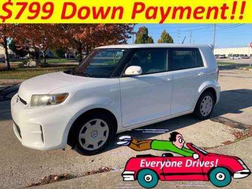 2012 SCION XB***$799 DOWN PAYMENT***FRESH START FINANCING**** - cars... for sale in EUCLID, OH
