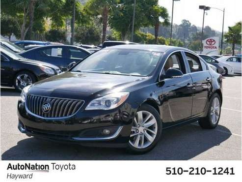 2014 Buick Regal Premium I SKU:E9313614 Sedan for sale in Hayward, CA