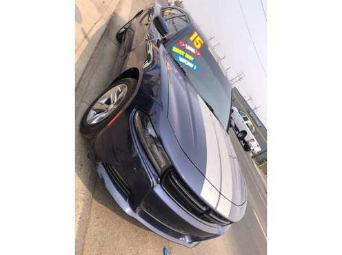 2015 Dodge Charger SXT WE WORK WITH ALL CREDIT SITUATIONS!!! - cars... for sale in Modesto, CA
