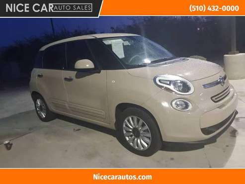 2014 FIAT 500L Easy 4dr Hatchback for sale in Tempe, AZ