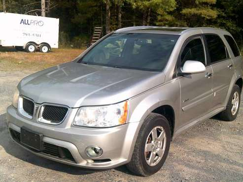 2008 Pontiac Torrent AWD for sale in South Glens Falls, NY