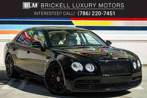 2014 Bentley Continental Flying Spur Base for sale in Miami, FL