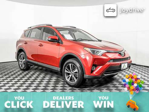 2017-Toyota-RAV4-XLE-All Wheel Drive for sale in PUYALLUP, WA