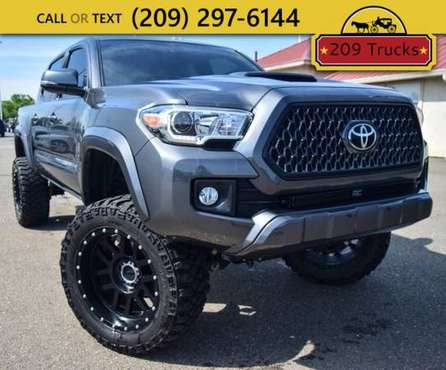 2018 Toyota Tacoma SR5 for sale in Stockton, CA