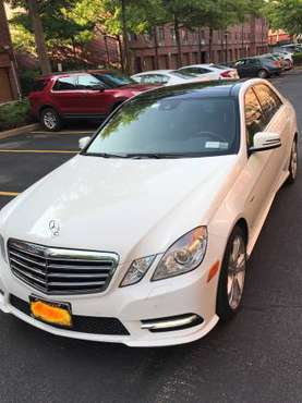 2012 Mercedes E350 4matic for sale by owner. for sale in Fresh Meadows, NY