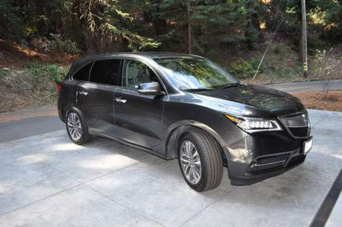 2016 Acura MDX Original Owner SH AWD with Tech for sale in Kentfield, CA
