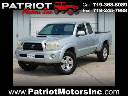 2006 Toyota Tacoma Access Cab V6 4WD - MOST BANG FOR THE BUCK! for sale in Colorado Springs, CO