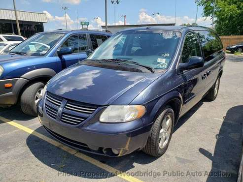 2007 *Dodge* *Grand Caravan* *4dr Wagon SXT *Ltd Ava - cars & trucks... for sale in Woodbridge, District Of Columbia