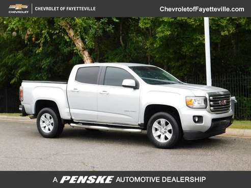 2016 *GMC* *Canyon* *2WD Crew Cab 128.3 SLE* GRAY for sale in Fayetteville, AR