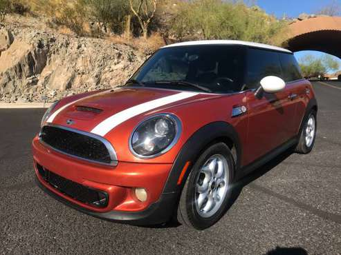 2013 mini Cooper S - cars & trucks - by owner - vehicle automotive... for sale in Phoenix, AZ