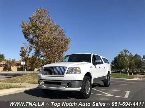 2006 Lincoln Mark Series 4dr SuperCrew for sale in Temecula, CA