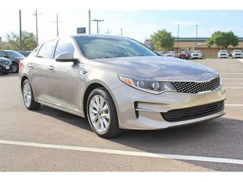 2016 Kia Optima EX - sedan for sale in Bartlesville, OK