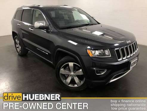 2016 Jeep Grand Cherokee Maximum Steel Metallic Clearcoat for sale in Carrollton, OH