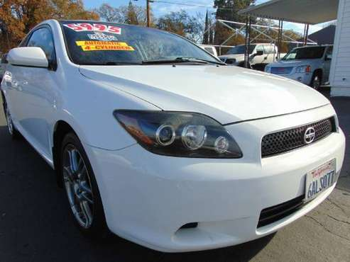 2008 Scion tC 2dr HB Auto Spec - cars & trucks - by dealer - vehicle... for sale in Roseville, CA