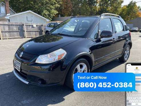 2008 Suzuki SX4* AWD* Hatchback* 2.0L* 4 CYL* ECONOMICAL* LOW MILES*... for sale in Plainville, CT