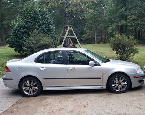 2007 saab. 9.3 for sale in White, GA
