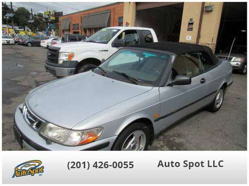 1999 Saab 9-3 Convertible 2D EZ-FINANCING! for sale in Garfield, NJ