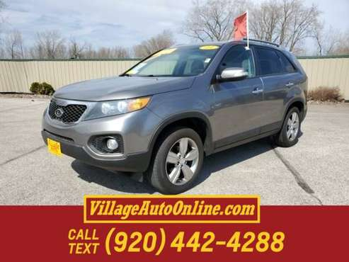 2013 Kia Sorento EX for sale in Green Bay, WI
