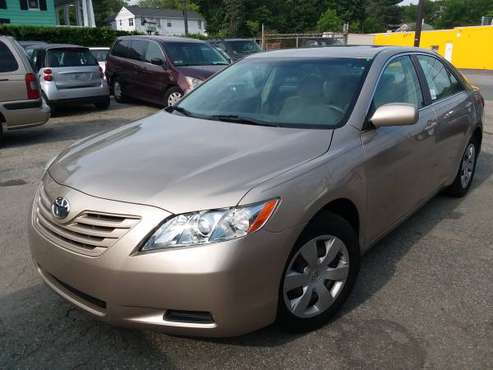 2007 Toyota Camry LE $5300 SALE Auto 4 Cyl Roof Loaded Clean AAS for sale in Providence, RI