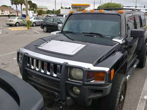 2006 HUMMER H3 *MECHANIC SPECIAL* for sale in PORT RICHEY, FL