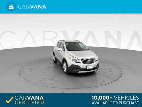 2016 Buick Encore Sport Utility 4D suv Silver - FINANCE ONLINE for sale in Indianapolis, IN