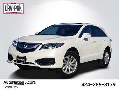 2017 Acura RDX SKU:HL012297 SUV for sale in Torrance, CA