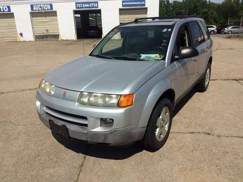 2004 Saturn VUE WHOLESALE PRICES USAA NAVY FEDERAL for sale in Norfolk, VA