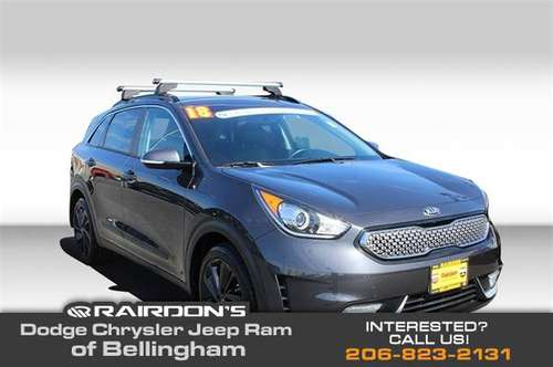 2018 Kia Niro EX for sale in Bellingham, WA