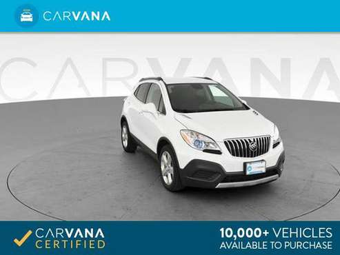 2016 Buick Encore Sport Utility 4D suv White - FINANCE ONLINE for sale in Saint Louis, MO