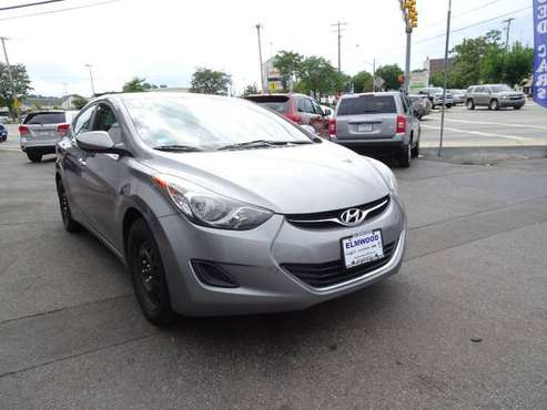 2012 Hyundai Elantra Limited for sale in East Providence, RI