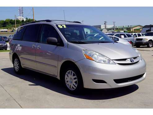 2007 Toyota Sienna CE 7-Passenger for sale in Broken Arrow, OK