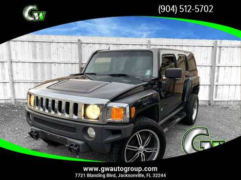 HUMMER H3 - BAD CREDIT REPO ** APPROVED ** for sale in Jacksonville, FL