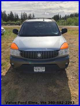 👉 2003 Buick Rendezvous CX FWD Sport Utility 👈 for sale in Elma, WA