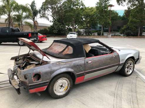 1988 5.0 Mustang ASC McLaren for sale in Solana Beach, CA