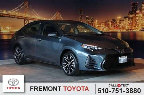 *2018* *Toyota* *Corolla* *SE* for sale in Fremont, CA