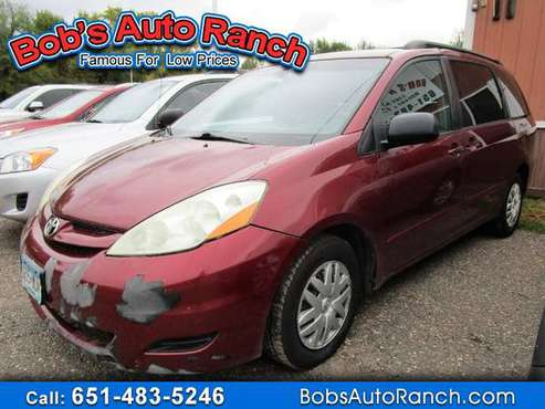 2007 Toyota Sienna LE FWD 7-Passenger Seating for sale in Lino Lakes, MN