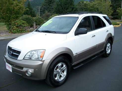 2006 Kia sorento ex ONE OWNER LEATHER for sale in Snoqualmie, WA