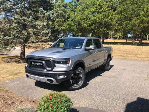 2019 Ram Rebel - cars & trucks - by owner - vehicle automotive sale for sale in Whitehouse, NJ