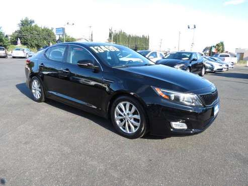 ** 2014 Kia Optima EX Gas Saver Super Clean BEST DEALS GUARANTEED ** for sale in CERES, CA