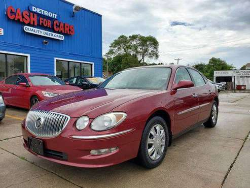2008 Buick LaCrosse CX 4dr Sedan - BEST CASH PRICES AROUND! for sale in Warren, MI