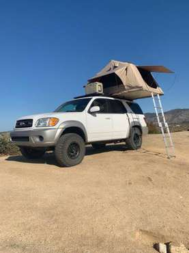 2001 Toyota Sequoia - Overland Build for sale in Oceanside, CA