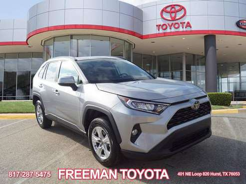 2019 Toyota RAV4 XLE - Super Savings!! for sale in Hurst, TX