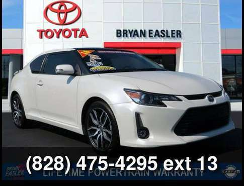 2016 Scion tC Base for sale in Hendersonville, NC
