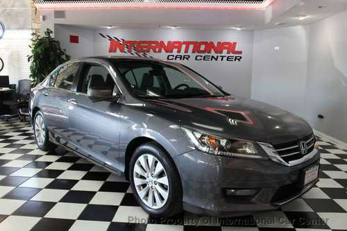 2014 *Honda* *Accord Sedan* *4dr I4 CVT EX-L* Modern for sale in Lombard, IL