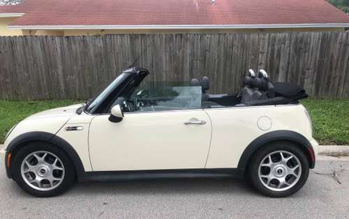 Mini Cooper S - cars & trucks - by owner - vehicle automotive sale for sale in Fort Lauderdale, FL
