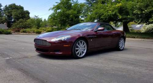 Incredible 2006 Aston Martin DB9 Volante Convertible - Clean! for sale in Los Altos, CA