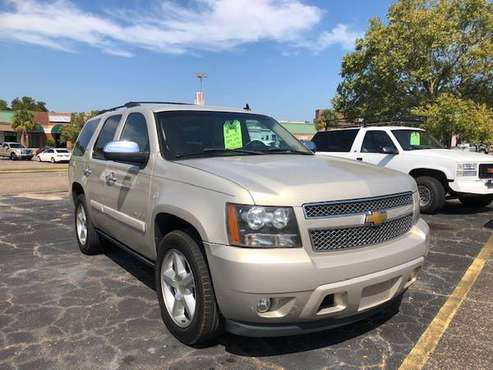 2008 CHEVY TAHOE LTZ for sale in Tallahassee, FL
