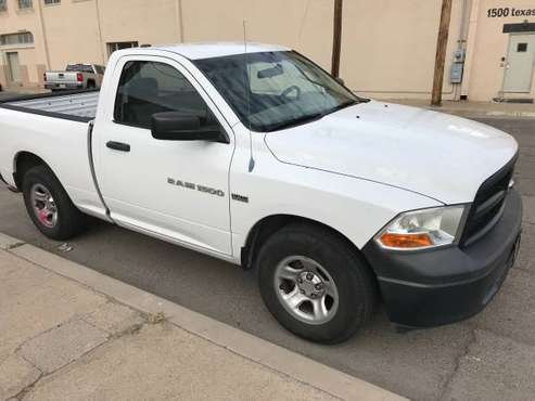 2012 ram 1500 - cars & trucks - by owner - vehicle automotive sale for sale in El Paso, TX