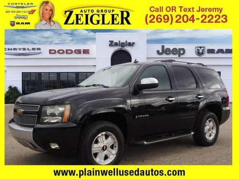 *2008* *Chevrolet* *Tahoe* *LT* for sale in Plainwell, MI